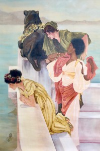 Tribute to Alma-Tadema